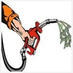 Spending Money on Gas